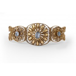 "Filigree bracelet in Gold 18K ""EGIZIO"""