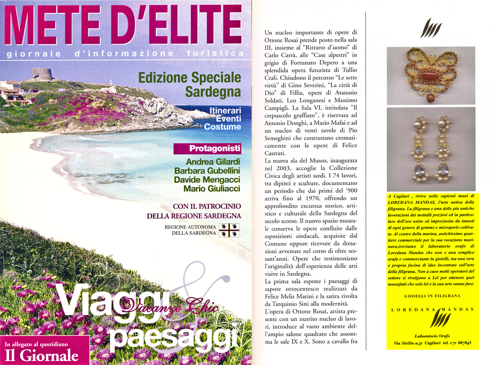 Review of METE D'ELITE